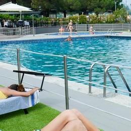Il lido e le piscine di Cernobbio  «Tariffe scontate ai residenti»