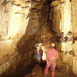 Erba, buco del Piombo  Riapre la grotta (ma solo a metà)