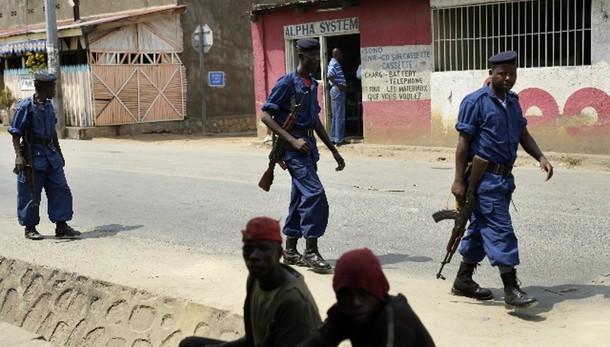 Burundi: al via presidenziali