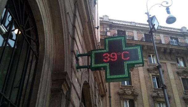 Caldo record nei primi 6 mesi 2015