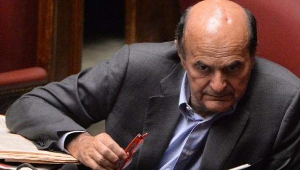 Fisco: Bersani, la demagogia è cancro
