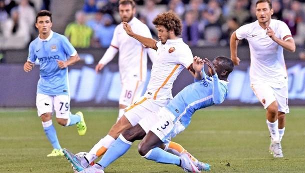 Manchester City-Roma 7-6 dopo i rigori