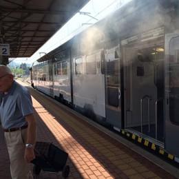 Guasto al treno delle Nord: fermo a Camerlata