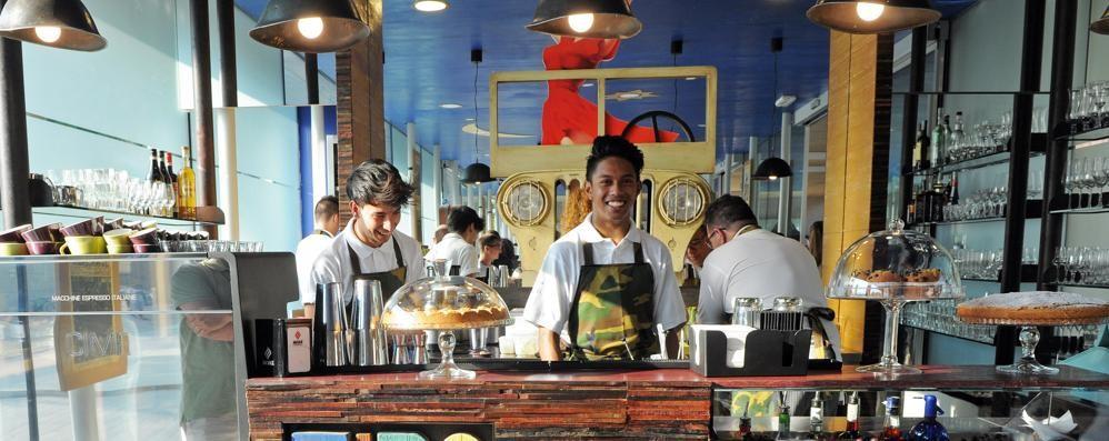 Nasce un nuovo bar didattico-sociale   Si chiama Anagramma, aiuta i giovani