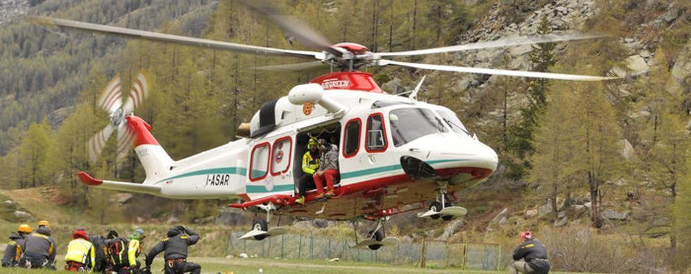 Ritrovato 20 anni dopo il corpo   dell'alpinista morto sul Cervino