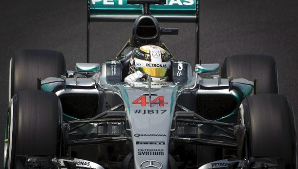 F1: Ungheria, ancora doppietta Mercedes