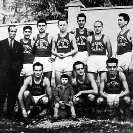 """Morto Mario Broggi  Era il """"padre"""" del basket"""
