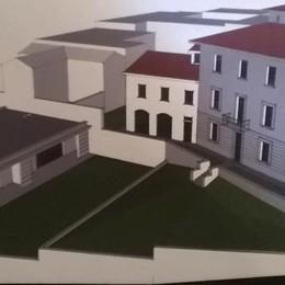 Grandate, Villa Ottolenghi  tornerà a splendere