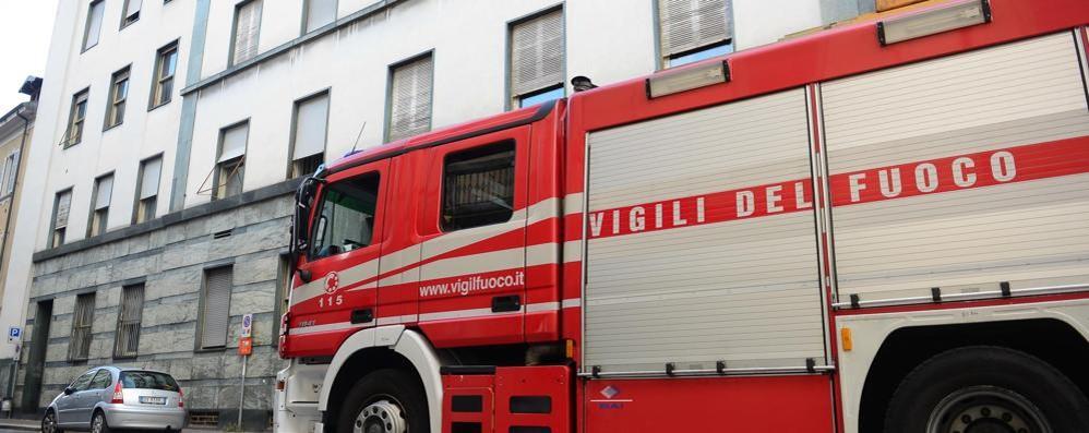 Esalazioni all'Asl. Evacuata la palazzina in via Cadorna