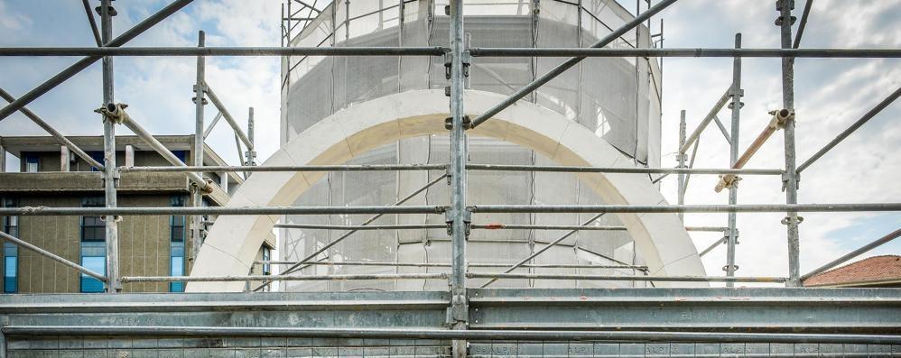 Fontana malata, l'ex soprintendente:   «Bene ricostruirla ma non va spostata»