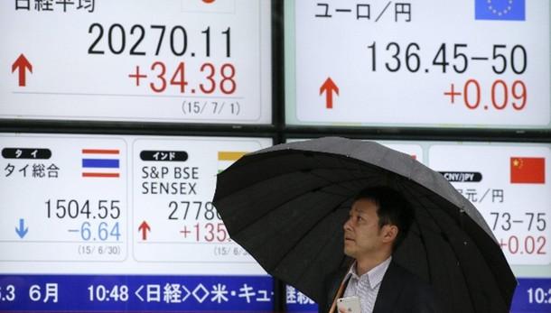 Cina, stop quotazioni dopo crollo borse