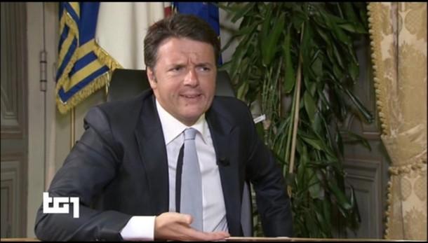 Renzi, non ho mal di testa per critiche