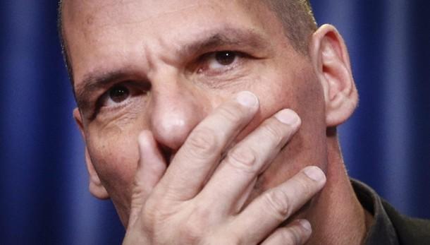 Varoufakis, contro di noi terrorismo