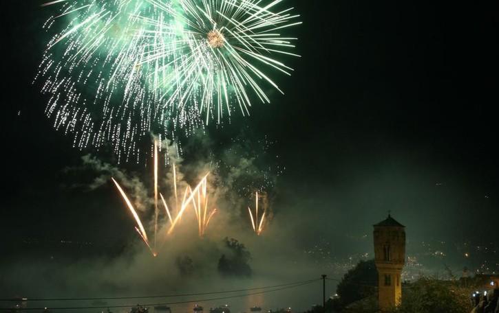 Fuochi d artificio silenziosi a prova di ogni limite naturalistico