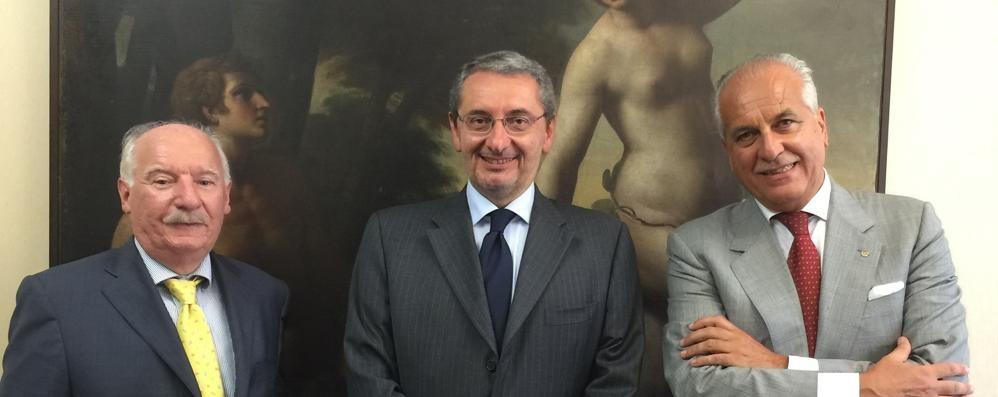 Intesa Sanpaolo e ComoNext  «Guidiamo le start up ai mercati»
