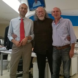 Video intervista a Piero Cassano  Fondatore dei Matia Bazar