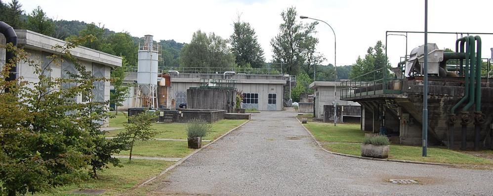 Ammoniaca nel torrente Faloppia  E gli svizzeri si arrabbiano