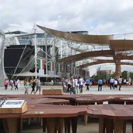 Expo celebra metà percorso  «E Como ha seminato molto»