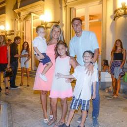 «Tanti auguri capitano»  Zanetti festeggia a Como  nella nuova Villa Geno