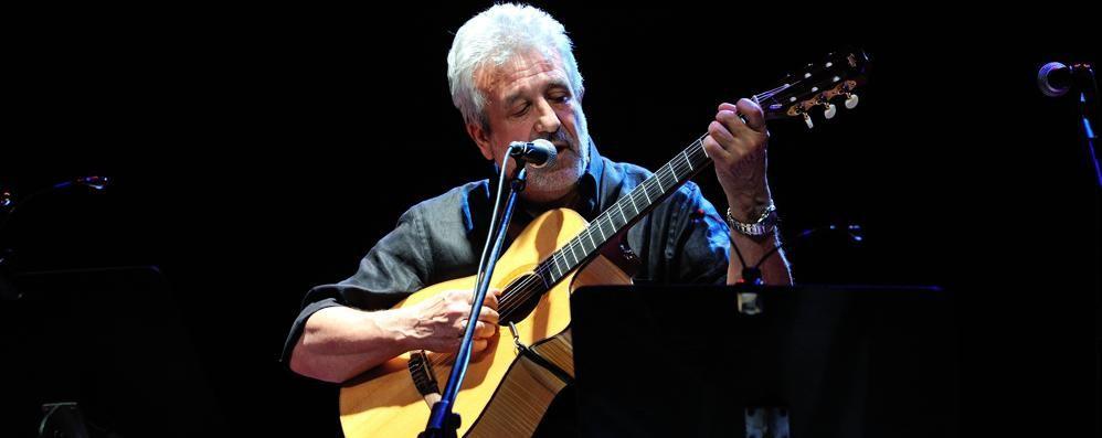 """""""Festival di chitarra"""" a  Menaggio  In arrivo anche """"Flaco"""" Biondini"""