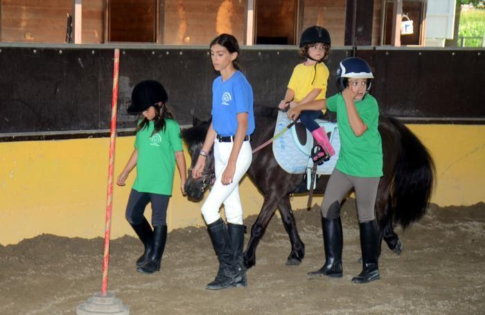 Un estate a cavallo cos i bambini imparano le regole - Bosisio parini piscina ...
