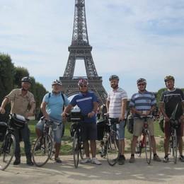In bici con l'assessore  per 1600 chilometri
