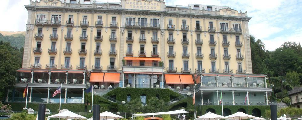Una vacanza da star  tra i turisti stranieri   Nell'hotel della Garbo