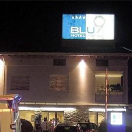 Rapina al Blu Hotel di Novedrate Il colpo al dipendente era voluto