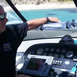 «Ciao San Siro, ci vediamo in inverno  Ora porto in barca i turisti a Mykonos