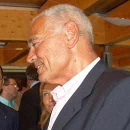 Cantù, l'addio di Buffon allo zio Masocco  «Quando ero piccolo, eri il mio mito»