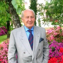 Addio a Giorgio Peverelli Era il re dei fiori e delle piante