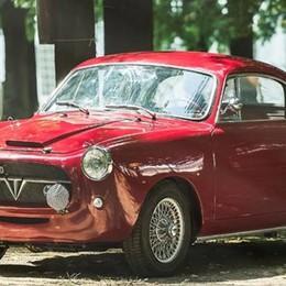 Rovellasca, la Fiat 1100 coupè  conquista anche l'America
