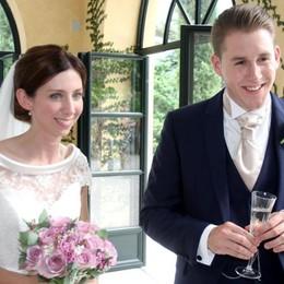 Lenno, nozze al Balbianello  «Sposarsi qui è straordinario»