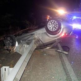 Pauroso incidente a Cantù, due i feriti