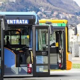 Bus Porlezza-Como: non si passa da Lugano