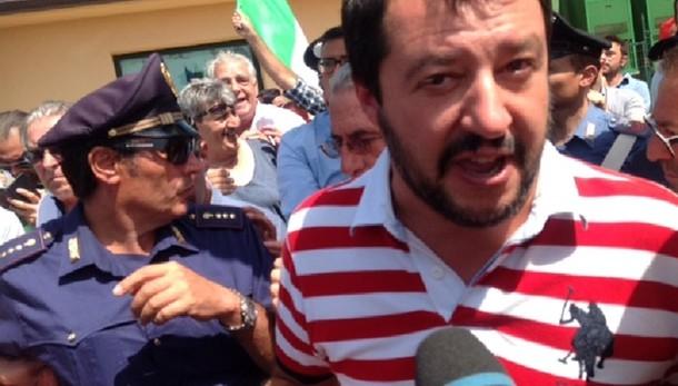 Imu: Salvini, pronti a votare con Renzi