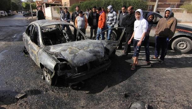 Mina in scuola Bengasi, 5 bimbi uccisi