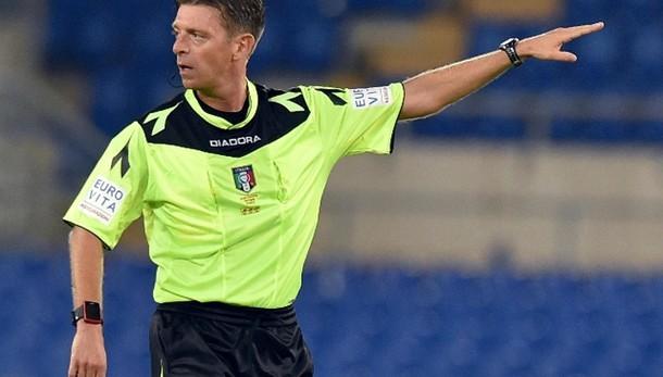 Serie A: Rocchi arbitra Inter-Milan