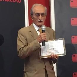 Il Festival di Venezia   premia Sancassani