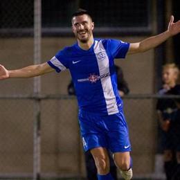 Erba, l'emigrante del gol Promosso in A australiana