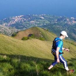 Marathon trail del lago di Como  Partenza e arrivo a Menaggio