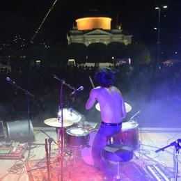 Wow festival, finale con il botto  E sabato  tocca al Tempio Voltiano