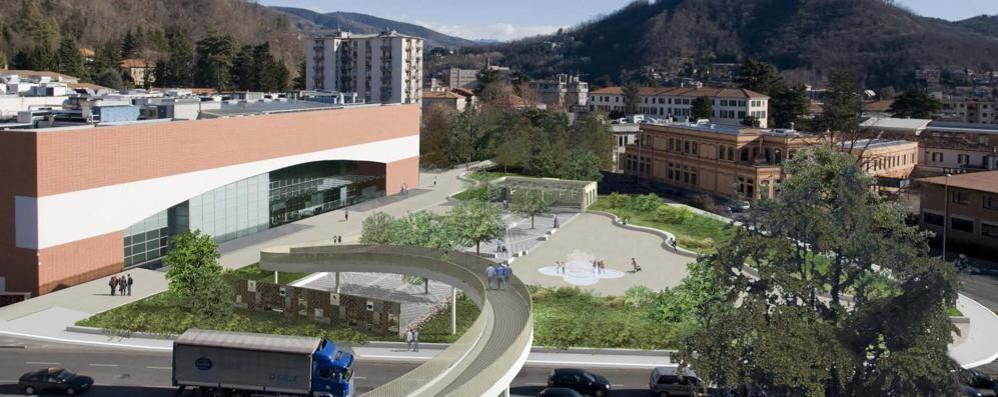Como, ok al progetto per l'area ex Trevitex Lavori da fine ottobre: dureranno 6 mesi