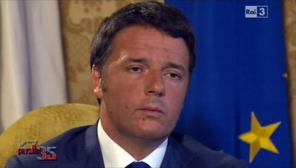 Renzi, non cambio Italicun, no Monopoli