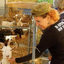 Caslino, che festa per le capre