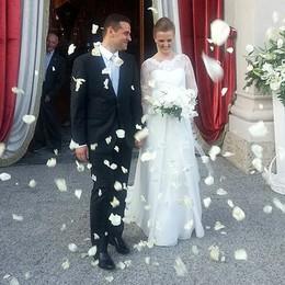 Lambrugo, le nozze del sindaco