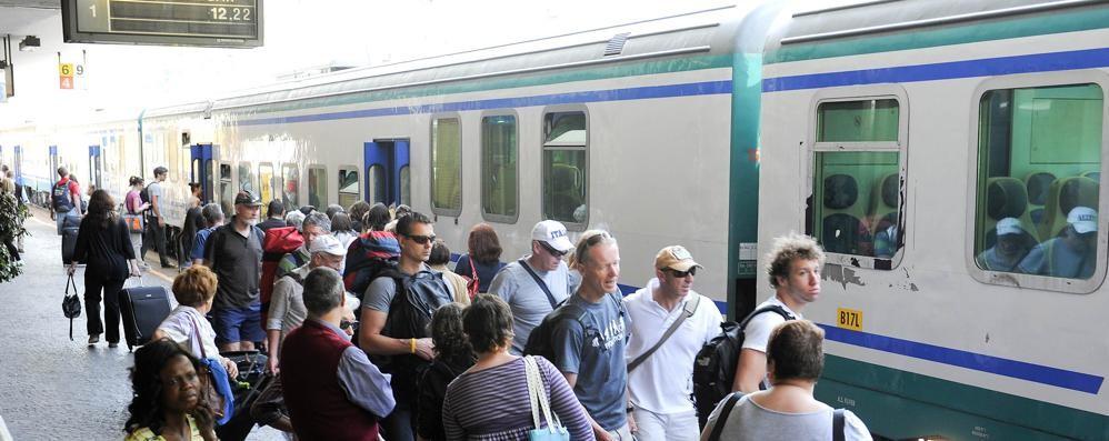 Che disastro i treni per l'Expo Oltre cento ritardi solo a settembre