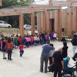In Abruzzo inaugurato il centro costruito  con i soldi dei lettori de La Provincia
