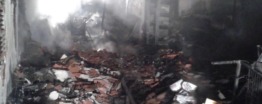 Villa Guardia, il mistero del secondo incendio