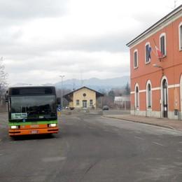 Stazione di Cantù  Studenti ancora senza bus